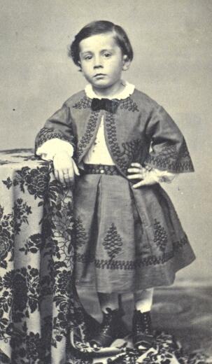 Civil War Children S Clothing
