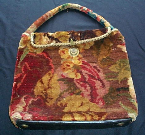 Civil War Carpet Bag Pattern Patterns For You