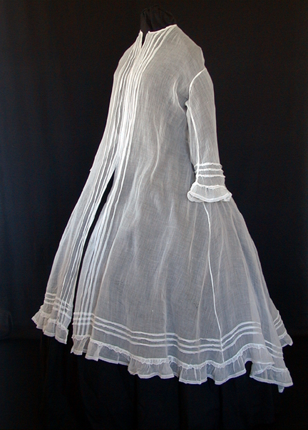 mid 19th century women�s clothing guidelines why not then